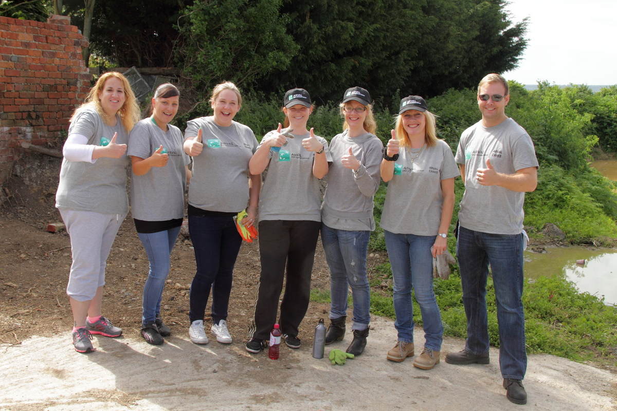 arval volunteers